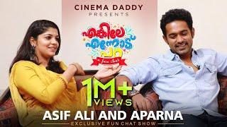 Video Enkile Ennodu Para | Asif Ali & Aparna Balamurali | Exclusive Fun Chat Show | BTech Special MP3, 3GP, MP4, WEBM, AVI, FLV Agustus 2018