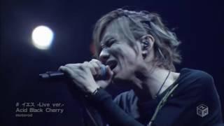 acid black cherry イエス(yes) live