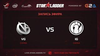 VG vs IG, game 2