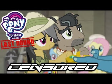 My Little Pony Season 9 - Episode 21: Daring Doubt CENSORED!