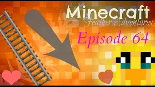 Minecraft PC - Feather Adventures : Going Down! - {64}