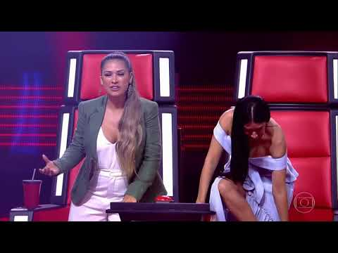 Neto Junqueira Canta 'Use Somebody'   The Voice Kids 2018