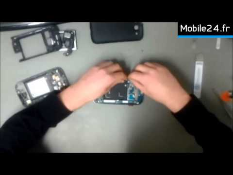 comment reparer galaxy s3