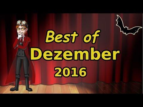 Best of Dezember 2016 - Best of Dhalucard (видео)
