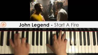 """La La Land - """"Start A Fire"""" - John Legend (Piano Cover)  Gold Patreon Dedication #138 for RyanPLATINUM Package - Paid Full Song Video Lesson Package (Cover + Private Full Song Tutorial)http://bestpianomethod.com/full-song-video-lesson/GOLD Package - Paid Video Song Requests Links:Paid Cover Package (Cover only): http://bestpianomethod.com/request-any-song-piano-cover-service/Or similarly you can enjoy this service once a month by becoming my Patreon here: https://www.patreon.com/amosdollmusic?ty=h"""