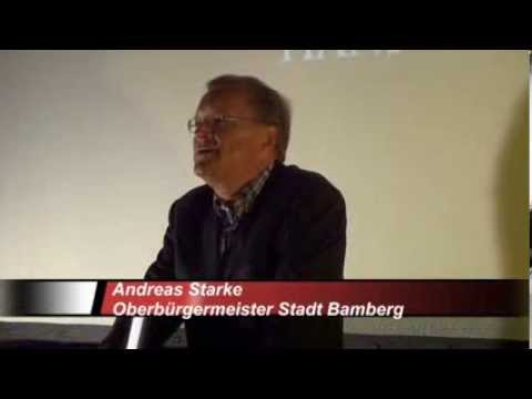 Oberbürgermeister Andreas Starke: Tag des offenen Denkmals 2013