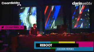 Reboot - Live @ Creamfields Buenos Aires 2012