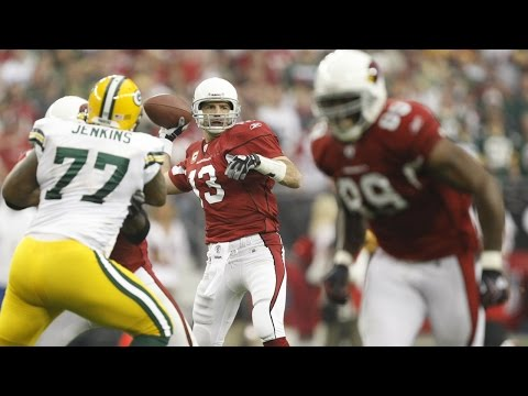 Green Bay Packers vs. Arizona Cardinals | 2009 NFC Wild Card Game Highlights (видео)