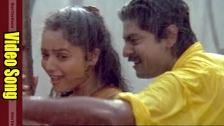 Video Chitapata Chinukulu Video Song || Pelli Peetalu Movie || Jagapati Babu, Soundarya download in MP3, 3GP, MP4, WEBM, AVI, FLV January 2017