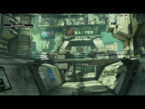 preview-Hawken Trailer (work in progress)