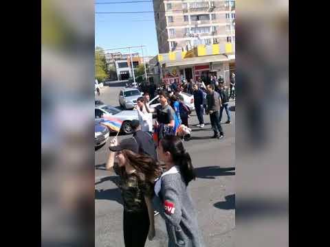 MASIVCIQ - MERJIR serjin !!! 👊💪 (видео)