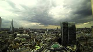 London Timelapse  - from Tower 42