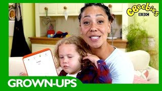 BBC iPlayer Kids App | Cbeebies