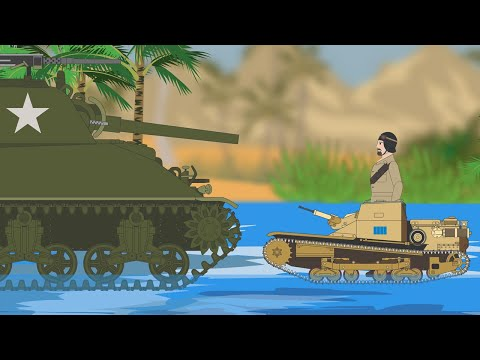 Play this video Why were Italian Tanks so bad? World War II
