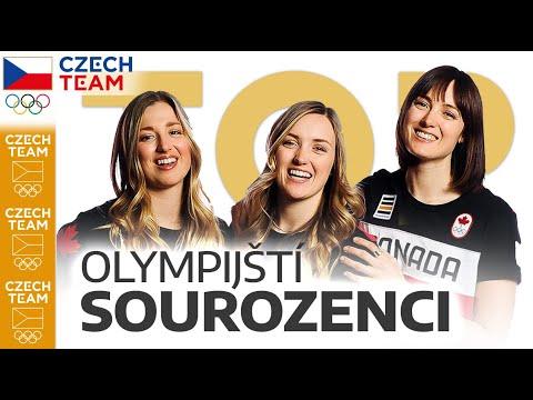 TOP: 5 olympijských sourozenců
