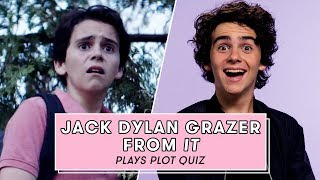 Jack Dylan Grazer Plays the ultimate 'It' Plot Quiz | Plot Quiz by Seventeen Magazine