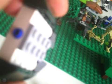 Lego star wars bauanleitung fuer krabbendroide german lego star wars
