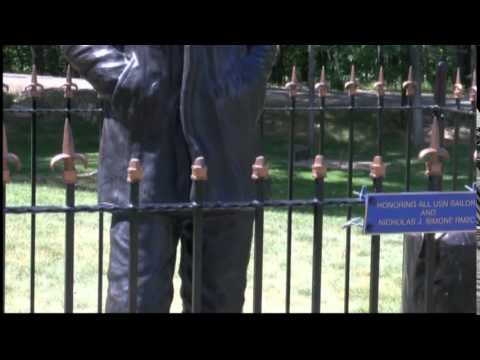 Veterans Memorial Park vandals caught