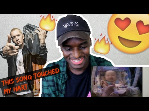 Eminem - Mockingbird REACTION (видео)