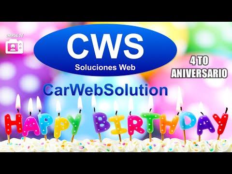 Charlie TV - 002 - 4 años de CarWebSolution