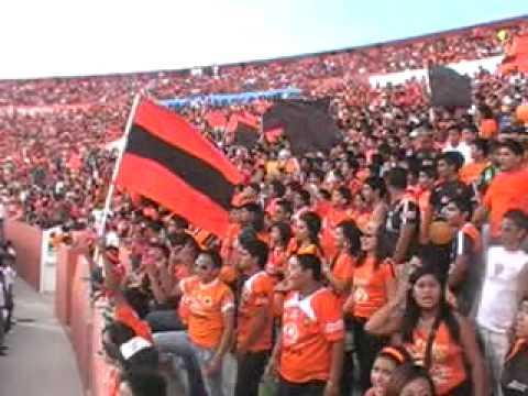BARRA LA FUSION GOOOOL! (AMERICA 3 - 5 JAGUARES ) JORNADA 9 2011 - La Fusión - Jaguares
