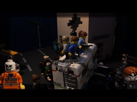 Lego Zombies: The End
