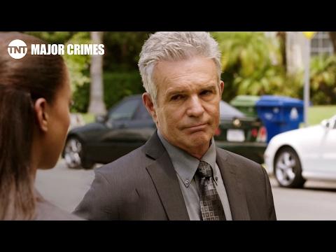 Major Crimes: Poster Boy Sneak Peek [CLIP] | TNT