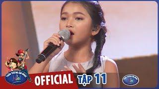 Thần tượng âm nhạc nhí Việt Nam – Vietnam Idol Kids là phiên bản dành cho khán giả nhí Việt Nam của chương trình giải trí truyền hình nổi tiếng thế giới Idol...
