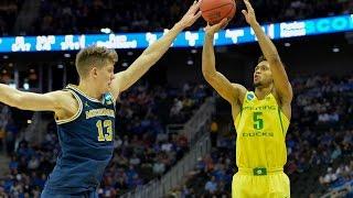 Michigan vs. Oregon: Game Highlights