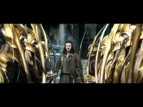 The Hobbit: The Battle of the Five Armies - Official Teaser Trailer HD