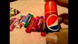 Colección de Lip Balm y Lip Smackers - YouTube