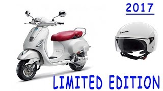 7. 2017 Vespa Elegante 150 Special Edition Launched In India l Price, Specification and New Features