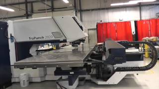 JD Punch Press