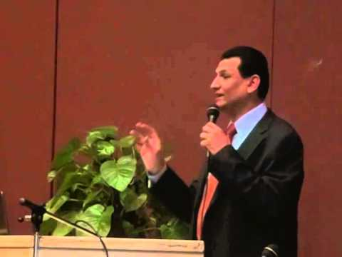 الجزء الأول من مؤتمر سمارت فيجن السادس 2014 محاضرة الدكتور محمد النظامي