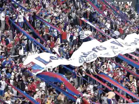 Hinchada de TIGRE vs Boca Apertura 09 (en Vélez) Entretiempo - La Barra Del Matador - Tigre
