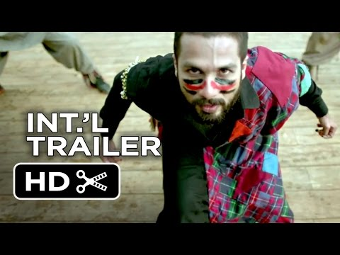 Haider Official Trailer 1 (2014) - Drama Movie HD