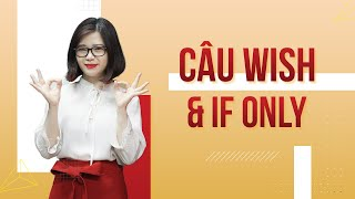 Video Câu Wish và If Only | Ms Vân Anh Athena Toeic MP3, 3GP, MP4, WEBM, AVI, FLV Januari 2018