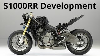 7. BMW S 1000 RR Superbike - Production, Development and Testing