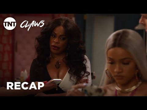 """Claws: """"What Is Happening to America"""" Season 3, Episode 8 [RECAP]   TNT"""