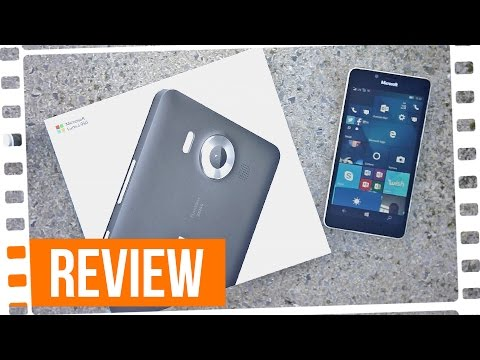 Das BESTE Handy EVER? - Lumia 950 - Review