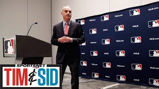 Would Be Huge Problem If MLB Team Has Major COVID-19 Outbreak | Tim & Sid by Sportsnet Canada