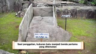 Menyambangi Pemukiman Manusia Purba di Taman Purbakala Cipari