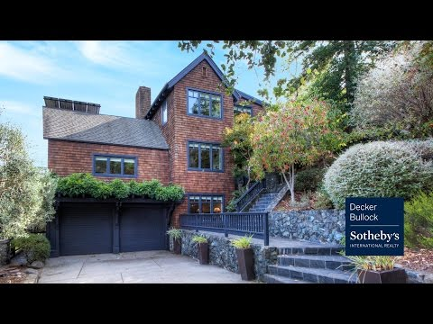 257 Buena Vista Ave Mill Valley CA | Mill Valley Homes for Sale