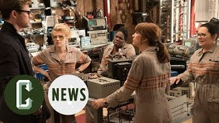 Ghostbusters Clips Show the New Team in Action by Collider