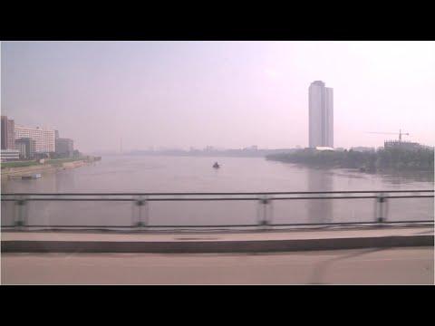 Khám Phá Công Trình Tàu Điện Ngầm Ở Thủ Đô Bình Nhưỡng Của Triều Tiên - Thời lượng: 104 giây.