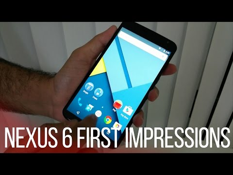 Motorola / Google Nexus 6 Comparison With Oneplus One, Nokia Lumia 1520, Samsung Galaxy Note 4
