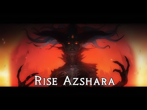 Sharm ~ Rise Azshara (World of Warcraft Song)