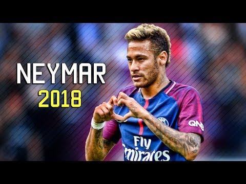 Neymar Jr 2017/2018 ● PSG - Skills & Goals | HD
