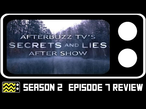 Secrets And Lies Season 2 Episode 7 Review & After Show| AfterBuzz TV
