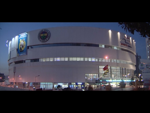 Venue Review: Fenerbahce Ulker Sports Arena